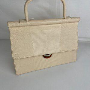 New Loeffler Randall Freya Leather Satchel